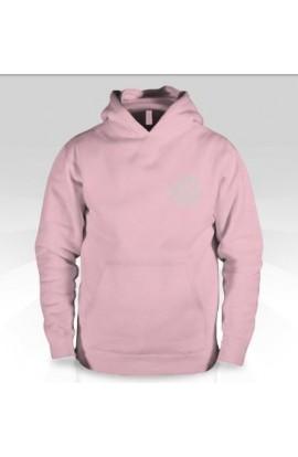 Buck Ugly Bear Hoodie Pink