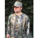 Buck Ugly Deer T~Shirt Camo