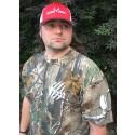 Buck Ugly Bear T~Shirt Camo